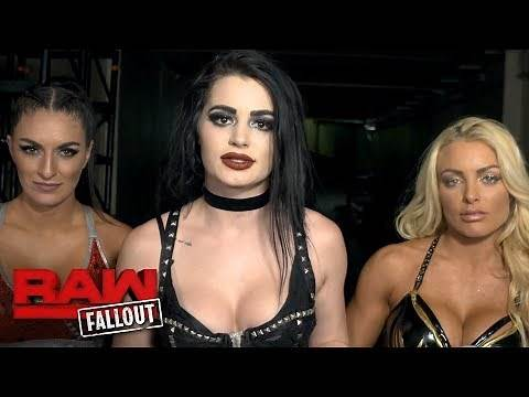 Paige makes it clear Absolution victory is an absolute guarantee: Raw Fallout, Dec. 25, 2017