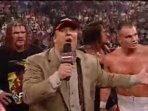 WWF Raw 2001 - ECW joins the Invasion