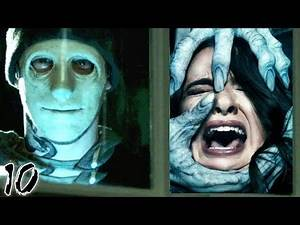 Top 10 Scary Movie Characters That Will Keep You Up Tonight Ranked Worst To Best