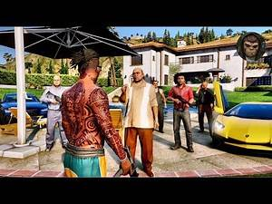 GTA 6 - Photorealistic Graphics ACTION Gameplay 4! 🔥 BEST Graphics MOD ✪ 2018 - PC 60FPS GTA V MOD