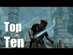 Top Ten Legendary Swords of the Elder Scrolls