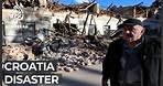 Strong earthquake hits Croatia, girl killed