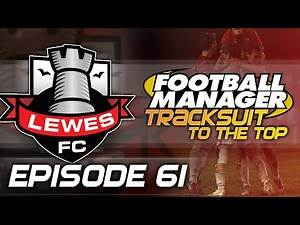 Tracksuit to the Top: Episode 61 - End of Season VS The Champions | Football Manager 2015