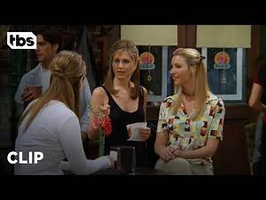 Friends: Phoebe Sets Ross Up On a Date (Season 3 Clip) | TBS