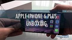 Apple iPhone 6 Plus Unboxing