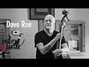 Dave Roe Interview, Johnny Cash, Jerry Reed - GREAT Johnny Cash story from his bassist of 11 years