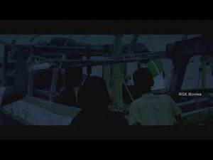 Gokulnath Trapped On Ghost Ship Horror - Aaaah (2014) Tamil Horror Movie Scenes