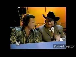 WWE Backlash 2004 Chris Benoit Vs HHH Vs HBK For The World Heavyweight Championship Match Promo.