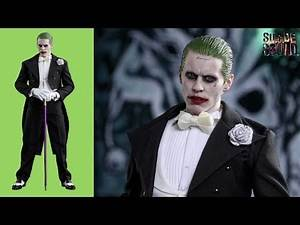 Tuxedo Joker Hot Toys Unboxing Review