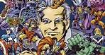 THE HISTORY OF JACK KIRBY IS THE HISTORY OF COMICS
