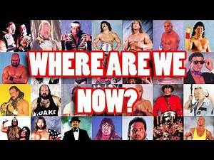 1980s WWF Wrestlers! Where are they now