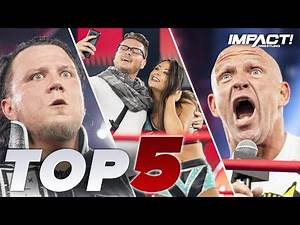 Top 5 Must-See Moments from IMPACT Wrestling for Sep 22, 2020 | IMPACT! Highlights Sep 22, 2020