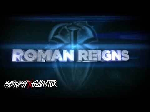The usos and Roman reigns theme song mashup