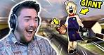 Rod Becomes A GIANT ICE CREAM MAN!!! (Insane Mod) | Ice Scream Mobile Horror Game (Mods)