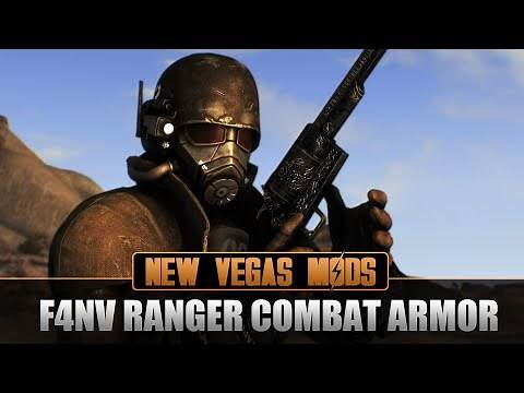F4NV Combat Ranger Armor Port - Fallout New Vegas Mod