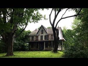 EXPLORING HAUNTED WITCH HOUSE- Exton Witch House