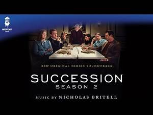 Succession S2 Official Soundtrack | Kendall's Journey - Nicholas Britell | WaterTower