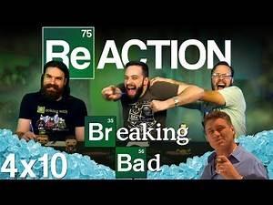 """Breaking Bad 4x10 REACTION!! """"Salud"""""""
