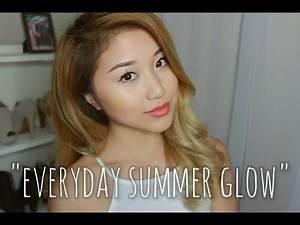 Easy & Simple: Everyday Summer Glow Makeup Tutorial