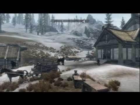 Skyrim Hearthfire DLC-Dawnstar House - And Adopted kids