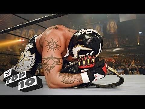 Rey Mysterio's greatest WWE moments: WWE Top 10, Feb. 3, 2018
