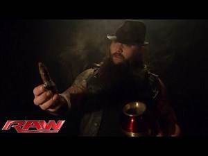 Bray Wyatt responds to The Undertaker: Raw, March 16, 2015