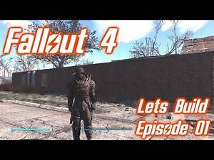 Fallout 4 Lets Build with Mods 1080p/60fps Episode 01