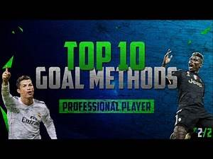 FIFA 16 - PRO PLAYER TOP 10 EFFICIENT GOAL METHODS / ATTACKING TUTORIAL / #2
