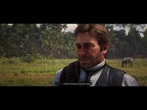 RDR2 Sean & Arthur discuss Mac & Davey Callander and Jenny in Red Dead Redemption 2