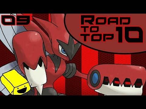 """THIS TEAM IS BROKEN"" Pokemon Showdown: Road to Top 10 [Ep.9]"