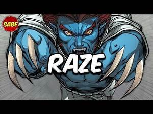 Who is Marvel's Raze Darkholme? Son of Wolverine and Mystique.
