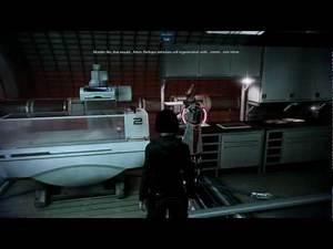 Mass Effect 3: Mordin & Eve banter