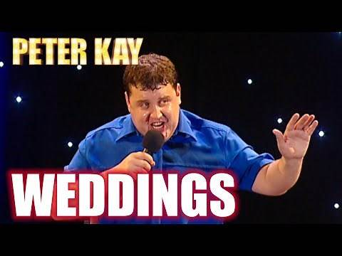 Weddings | Peter Kay: Live at the Manchester Arena