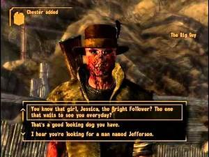 Let's Play Modded Fallout New Vegas Episode 62 The Big Guy