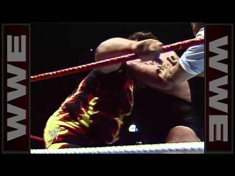 """Bam Bam Bigelow vs. Andre the Giant w/ Bobby """"The Brain"""" Heenan: June, 25, 1988"""