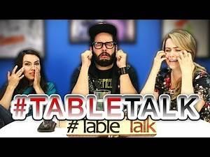Cry Yourself to Sleep-Walking on #TableTalk!!