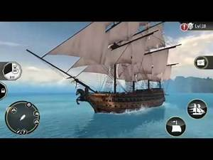 "Assassin's Creed Pirates The Cheapest Man O'War ""The Abyss"""