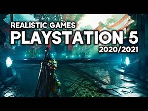 Top 10 MOST REALISTIC GRAPHICS Upcoming Games 2020 & 2021 | PS5 (4K 60FPS)