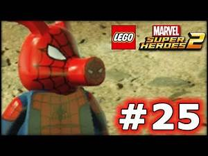 LEGO Marvel Superheroes 2 - LBA Episode 25 - The Ham!