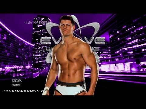 "EVOLVE | ""Kingdom"" by Downstait (Cody Rhodes 1st Theme Song)"