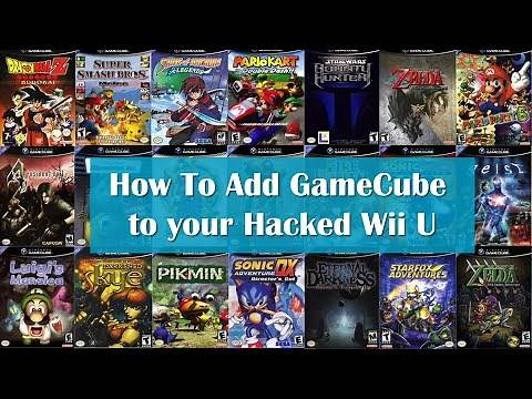 How to Hack Your Wii U To Play GameCube Games