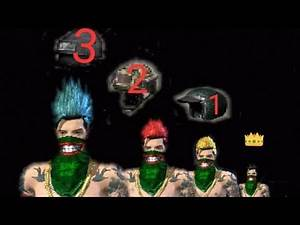 Level 3 helmet not show big hair........level 3 hair?