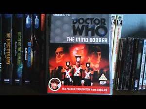 DVD Review: Doctor Who The Mind Robber