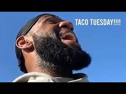 LEBRON JAMES: EVERY TACO TUESDAY