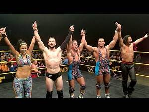 NXT Superstars have fun before the WWE Draft: July 18, 2016