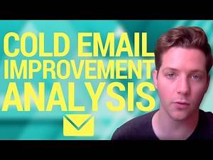 How to Analyze and Improve a Cold Email Campaign? (Live Case Study)