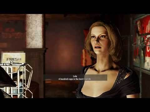 Fallout 4 Mods PC - Hot Mama NPCs Tales from the Commonwealth