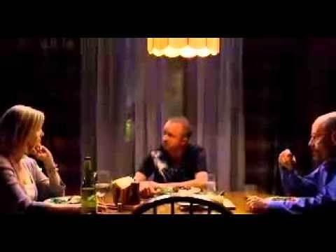 Breaking Bad Hysterically great Dinner Scene from Season 5 - Best of Jesse Pinkman