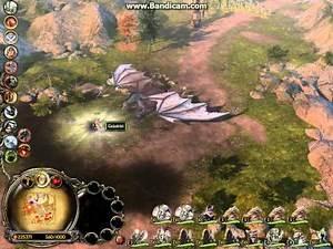 LOTR BFME 2 -Galadriel VS Fire Dragon
