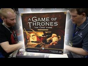 Game of Thrones 2nd Edition Demo - GenCon 2015